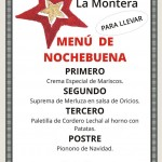 menu nochebuena