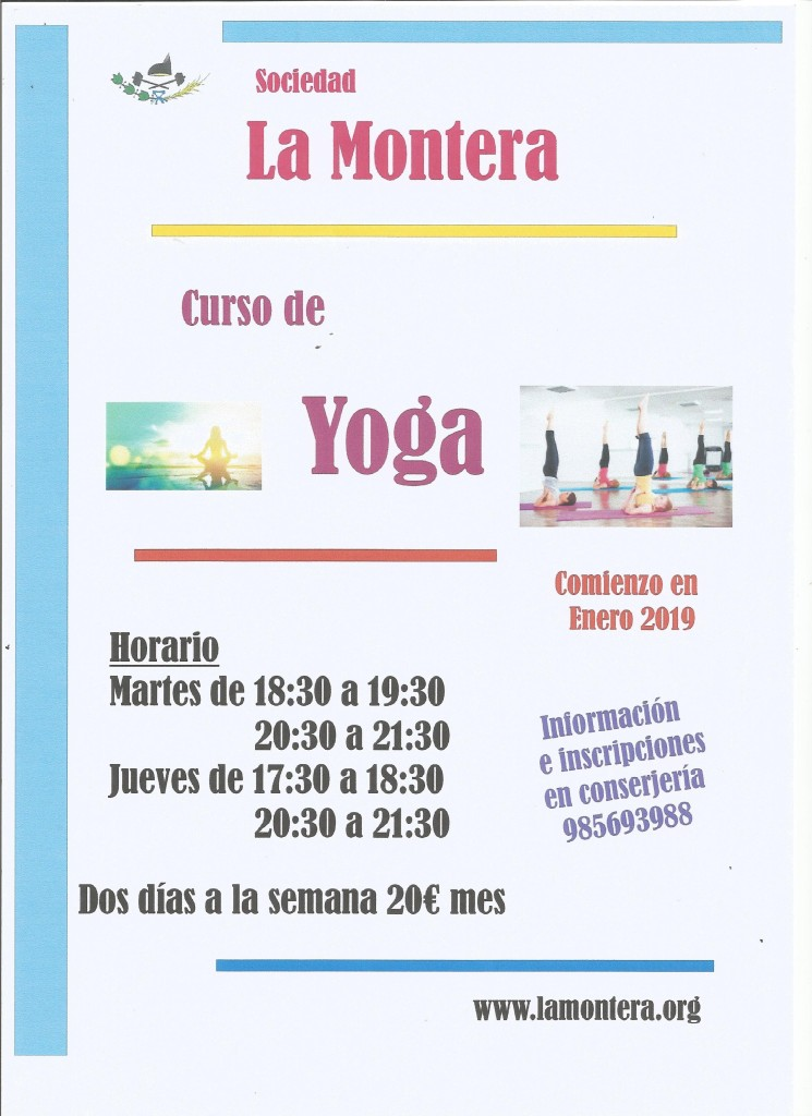 CARTEL YOGA